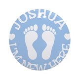 JOSHUA Ornament (Round)