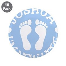 "JOSHUA 3.5"" Button (10 pack)"