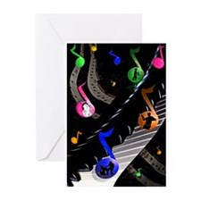 Universal Music Greeting Cards (Pk of 10)