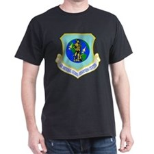 Air National Guard Black T-Shirt