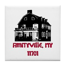 Amityville Horror Tile Coaster