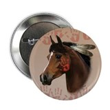 "War Horse 2.25"" Button"
