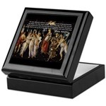 Sexual Philosophy Plato Keepsake Box