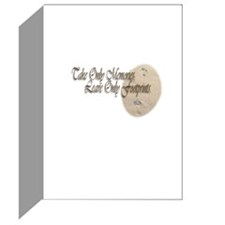 Footprints in the Sand Greeting Cards (Pk of 10)