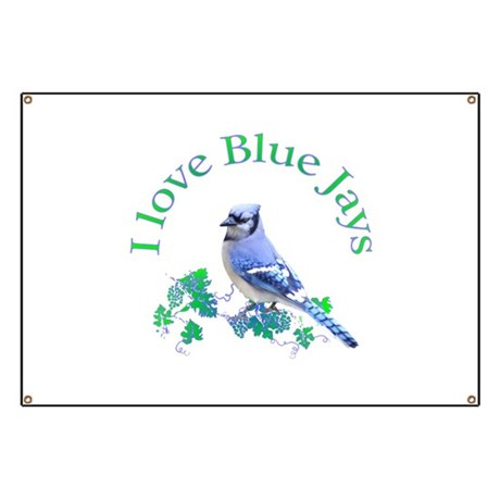 Blue Jay Banner