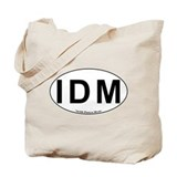 IDM Oval - Tote Bag