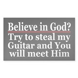 Believe in God - Guitar