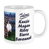 Falcons Coach Sandy Mug