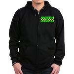 Zombie Outbreak Response Team Zip Hoodie (dark)