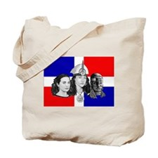 NEW!!! MI RAZA DOMINICAN Tote Bag