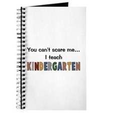 Teach Kindergarten Journal