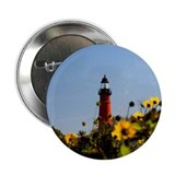 "Ponce Inlet Lighthouse 2.25"" Button"