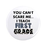 "1st Grade Teacher 3.5"" Button"