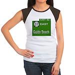 Parkway Exit 82 Women's Cap Sleeve T-Shirt