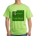 Parkway Exit 82 Green T-Shirt