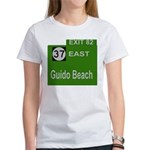 Parkway Exit 82 Women's T-Shirt