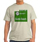 Parkway Exit 82 Light T-Shirt