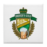 Brewer's Guild Tile Coaster