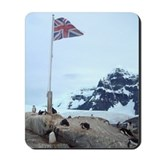 Port Lockroy Penguin Mousepad
