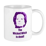 Wicked Witch is Dead (purple) Coffee Mug