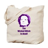 Wicked Witch is Dead (purple) Tote Bag
