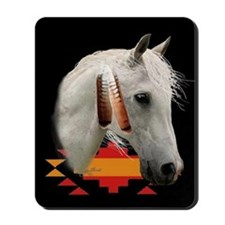 Indian Pony Mousepad