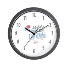 Fatimah Kids Wall Clock
