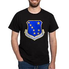 Alaska ANG Black T-Shirt