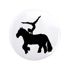 """Vaulting Freedom 3.5"""" Button (100 pack)"""