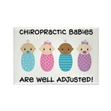 Chiropractic Babies Rectangle Magnet (10 pack)