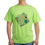 Rainbow Archer Green T-Shirt