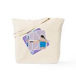 Rainbow Archer Tote Bag