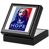 Jesus Our greatest Hope Keepsake Box