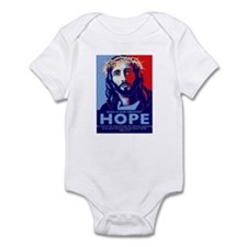 Jesus Our greatest Hope Infant Bodysuit