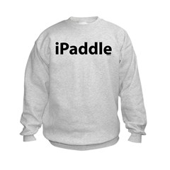 iPaddle Kids Sweatshirt