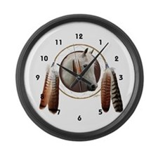 Sweet Dream Large Wall Clock