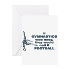 gym dude Greeting Card