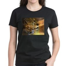 Unique Large cat Tee