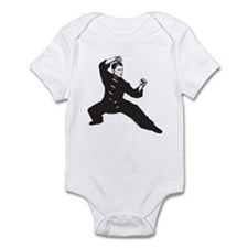 Kung Fu Reagan Infant Bodysuit