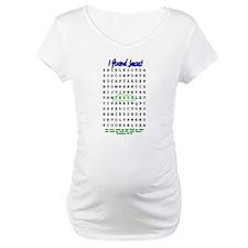 Jesus Word Search! I Found Je Shirt