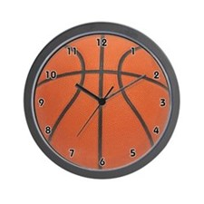 Basketball Wall Clock
