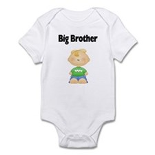 Blonde Big Brother Infant Bodysuit