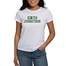 Number 1 Dad - Johnathon Tee