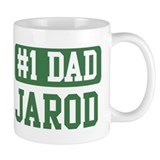 Number 1 Dad - Jarod Small Mugs