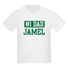 Number 1 Dad - Jamel T-Shirt