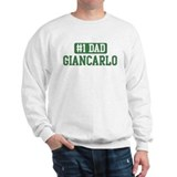 Number 1 Dad - Giancarlo Jumper