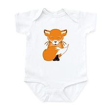 Cuddly Fox Infant Bodysuit