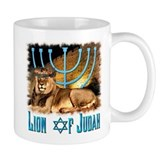 Lion of Judah 3 Coffee Mug