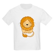 Cuddly Lion T-Shirt