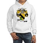 Aliaga Coat of Arms Hooded Sweatshirt